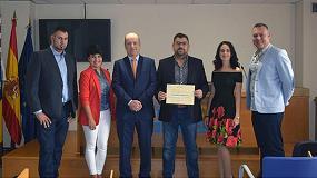 Foto de Collbaix Canarias recibe un Premio a la Excelencia Empresarial