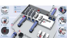 Foto de Tyco presenta su solución de Parcel Tracking para el control integral de la cadena de suministro