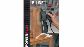 Picture of Varo lanza la nueva gama de herramientas eléctricas y a batería Powerplus E-Line