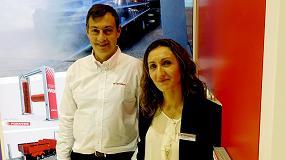 Foto de Entrevista a Rafael y Yolanda Tomás, consejeros delegados de Istobal