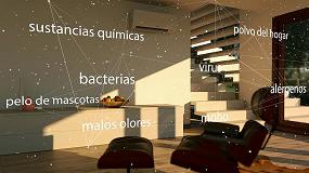 Foto de La tecnología Flash Streamer de Daikin, beneficiosa para las personas con alergia a los ácaros del polvo