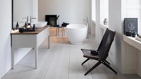 Foto de Cecilie Manz diseña la serie de baño Luv para Duravit