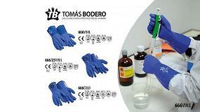 Foto de Nueva gama 666 frente a riesgos químicos, de Tomás Bodero