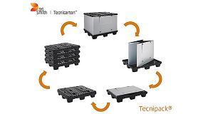 Foto de DS Smith Tecnicarton consigue reducir el plazo de entrega de contenedores de Tecnipack un 50%