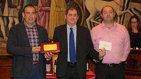 Foto de Pieralisi participa en la entrega de los premios de la DO Aceite Bajo Aragón
