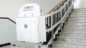 Foto de La plataforma Supra de thyssenkrupp Encasa, una interesante opción para salvar barreras de acceso