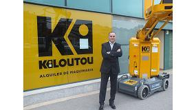 Foto de Entrevista a Jordi Varela, director general de Kiloutou España