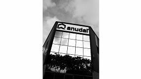 Foto de Anudal presenta sus escuadras y punzonadoras para aluminio
