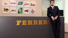Foto de Grupo Ferrero anuncia cambios de dirección para fortalecer su posición mundial