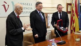 Foto de El Consejo Valenciano de Cultura premia el mecenazgo de la empresa Rolser