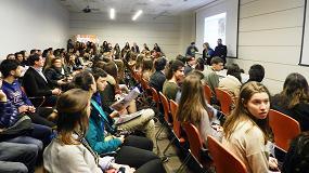 Foto de Lleno absoluto en la charla sobre 'Tradición y Vanguardia' del decorador Pepe Leal