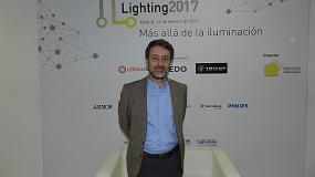Foto de Entrevista a Rafael Lledó, consejero delegado en Lledó Iluminación y miembro del Comité de Dirección de Anfalum