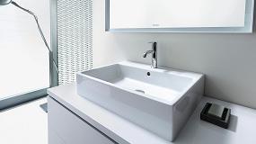 Foto de Duravit presenta en ISH 2017 Vero Air, una serie de baño completa con una fuerte identidad de diseño