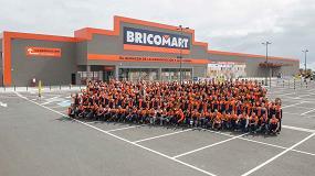 Foto de La Fundación Laboral de la Construcción ayudará a los almacenes de materiales Bricomart en la selección de su personal