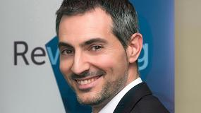 Foto de Daniel Hernández, nuevo director general de Domino España