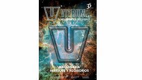Foto de Ya está disponible el nuevo Catálogo General 2017 de Vitrum
