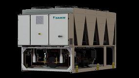 Foto de Daikin presenta sus nuevas Unidades Enfriadoras Inverter Aire-Agua EWAD-TZB