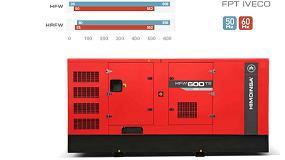 Foto de Himoinsa amplía la serie de grupos electrógenos con motor FPT hasta las 600 kVA