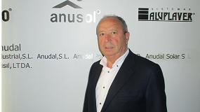 Foto de Entrevista a Juan Ramón Hernampérez, presidente de Anudal