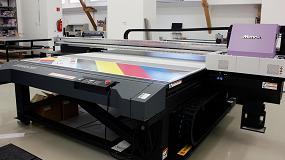 Foto de Print Produkció se enorgullece de su oferta de servicios y su calidad gracias a Mimaki