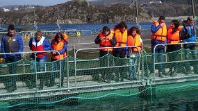 Foto de Científicos españoles descubren el Salmón Noruego de la mano del Consejo de Productos del Mar de Noruega