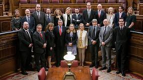 Foto de La presidenta del Congreso de los Diputados recibe a la Federación Española de Empresas de Tecnología Sanitaria