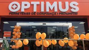 Foto de Optimus duplica sus tiendas en 2016 con más de 120 aperturas y alcanza 160 M€ en ventas
