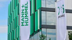 Foto de MANN+HUMMEL, de nuevo entre las 50 empresas con más solicitudes de patentes en Alemania