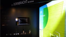 Foto de Dornbracht exhibe la gama CL.1 en Architect@Work Barcelona