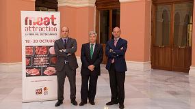 Foto de Meat Attraction nace como palanca para la internacionalización de la industria cárnica de España