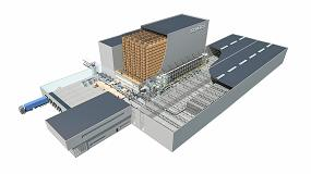 Foto de SSI Schaefer diseña la intralogística automatizada para el nuevo almacén de la multinacional Schüco