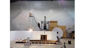 Foto de Tecnalia desarrolla el primer robot de cables que imprime en 3D piezas de gran tamaño