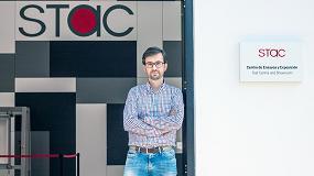 Foto de Entrevista a Javier Fernández Cobián, responsable de I+D en Stac
