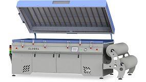 Foto de Tecnología avanzada de prensado al vacío y calentamiento industrial en Ligna de la mano de Global Vacuum Presses