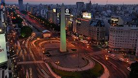 Fotografia de GES crece en Sudamérica con una nueva sociedad en Argentina