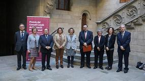 Foto de La Generalitat de Catalunya reconoce a Antoni Miquel Felip por su compromiso con la enseñanza en la electromecánica de carretillas elevadoras