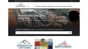 Foto de Saint Gobain lanza su nueva web en España