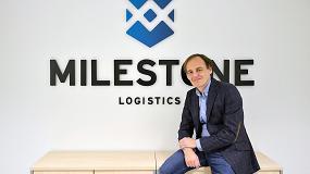 Foto de Milestone Logistics integra un sistema de gestión que reduce los plazos de entrega de la mercancía