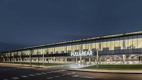 Foto de Cortizo, en la sede de Pull&Bear, de Batlle i Roig Arquitectura