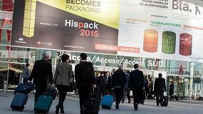 Foto de Hispack 2018 propone el packaging como elemento clave para transformar la industria