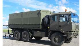 Foto de El Ministerio de Defensa español recibe las primeras unidades de los 700 vehículos de Iveco Defence Vehicles equipados con Allison