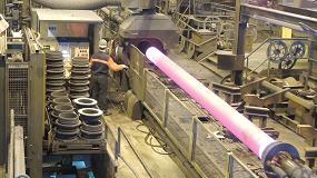 Foto de Saint-Gobain PAM España ofrece soluciones completas de canalizaciones para la industria