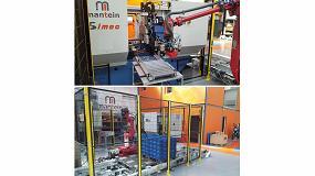 Foto de Mantein instala una línea robotizada de corte y biselado en la empresa Blape