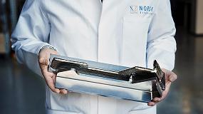 Foto de Norsk Titanium suministrará a Boeing componentes de titanio estructural impresos en 3D