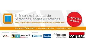 Foto de Anfaje organiza el III encuentro portugués del sector de ventanas y fachadas