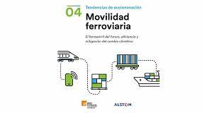 Foto de Publicado el primer informe sobre tendencias de ecoinnovación en movilidad ferroviaria