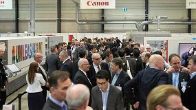 Foto de Canon confirma la confianza del sector en las tecnologías inkjet