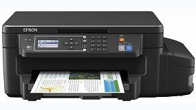 Foto de Epson vende 20 millones de impresoras EcoTank en todo el mundo