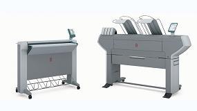 Foto de Main Memory distribuye la gama Océ ColorWave para los segmentos CAD, GIS e Industria