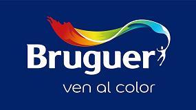 Foto de Bruguer se acerca al consumidor con su nuevo lema 'Ven al Color'